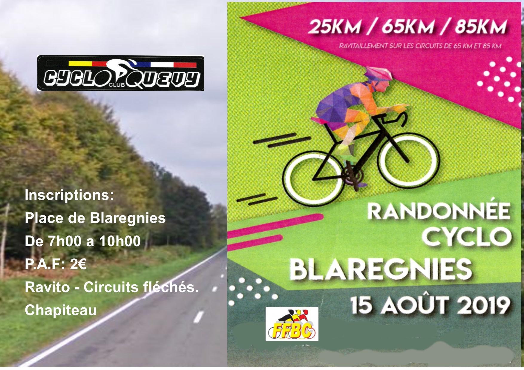 cyclo quévy 15 aout 2019