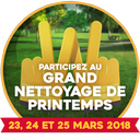 Grand Nettoyage de Printemps 2018